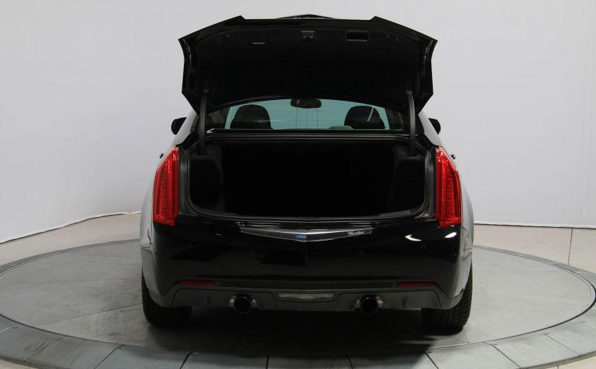 2013 Cadillac ATS LUXURY AWD CUIR TOIT CAMERA RECUL #31