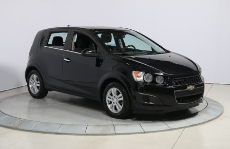 2012 Chevrolet Sonic LT A/C GR ELECT MAGS BLUETHOOT in Gatineau