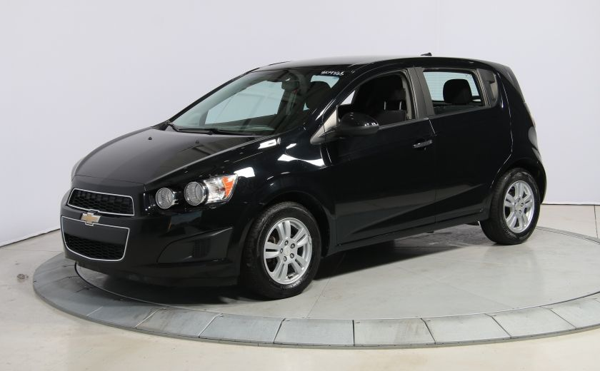 2012 Chevrolet Sonic LT A/C GR ELECT MAGS BLUETHOOT #2
