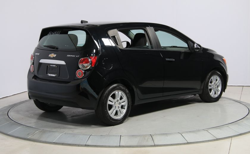 2012 Chevrolet Sonic LT A/C GR ELECT MAGS BLUETHOOT #6