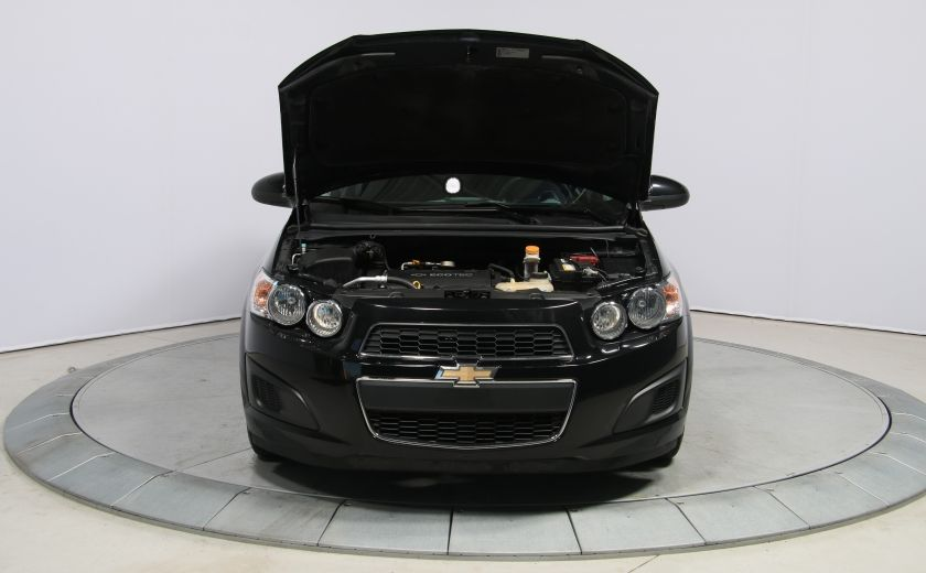 2012 Chevrolet Sonic LT A/C GR ELECT MAGS BLUETHOOT #24
