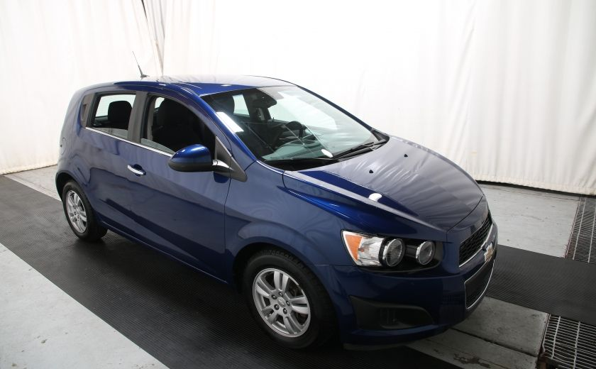 2012 Chevrolet Sonic LT AUTO A/C GR ELECT MAGS BLUETHOOT #0