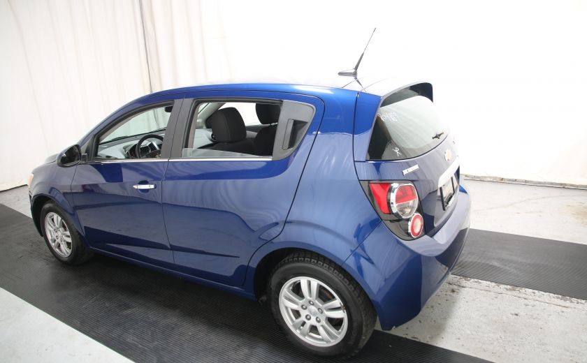 2012 Chevrolet Sonic LT AUTO A/C GR ELECT MAGS BLUETHOOT #2