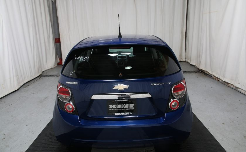 2012 Chevrolet Sonic LT AUTO A/C GR ELECT MAGS BLUETHOOT #3