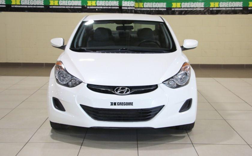 2012 Hyundai Elantra GL A/C GR ELECT BLUETHOOT #1