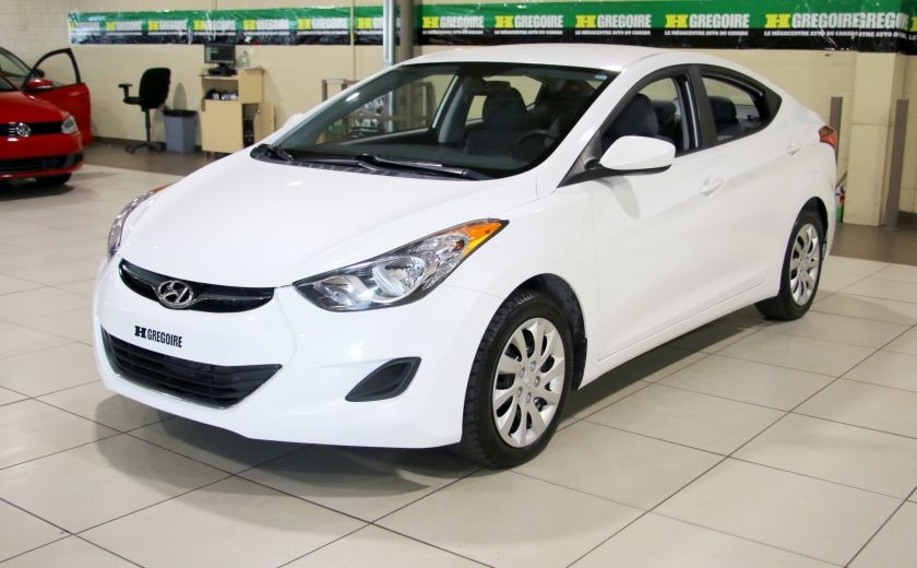 2012 Hyundai Elantra GL A/C GR ELECT BLUETHOOT #2