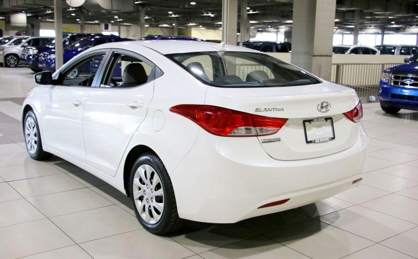 2012 Hyundai Elantra GL A/C GR ELECT BLUETHOOT #4