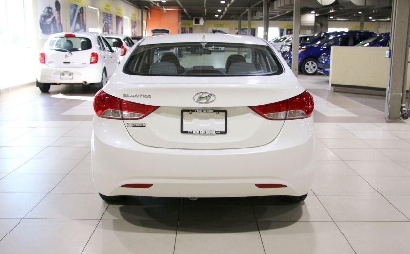 2012 Hyundai Elantra GL A/C GR ELECT BLUETHOOT #5
