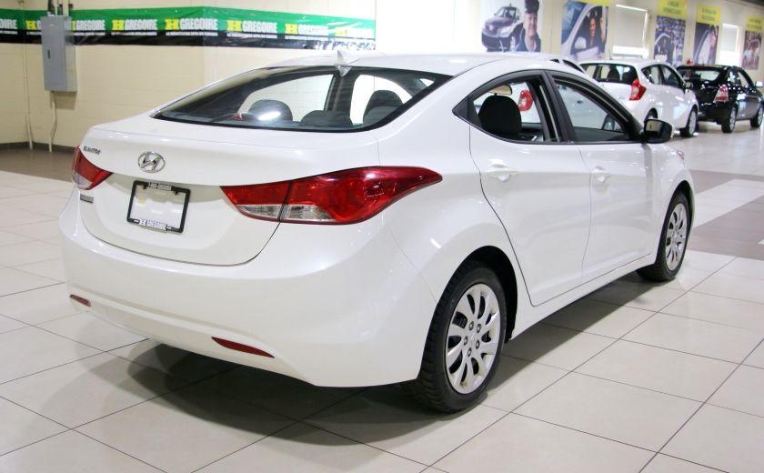 2012 Hyundai Elantra GL A/C GR ELECT BLUETHOOT #6