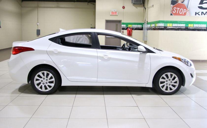 2012 Hyundai Elantra GL A/C GR ELECT BLUETHOOT #7