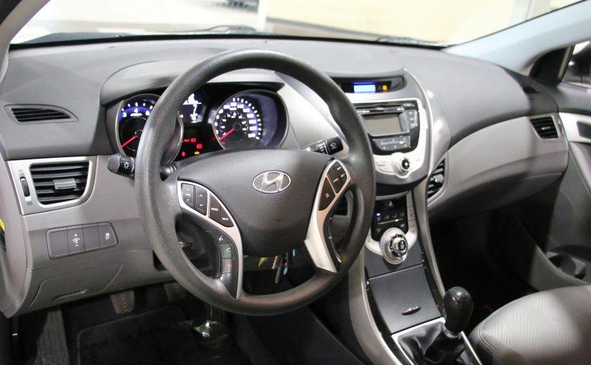 2012 Hyundai Elantra GL A/C GR ELECT BLUETHOOT #8
