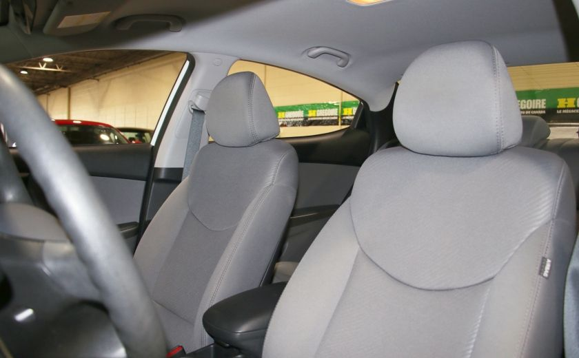 2012 Hyundai Elantra GL A/C GR ELECT BLUETHOOT #9