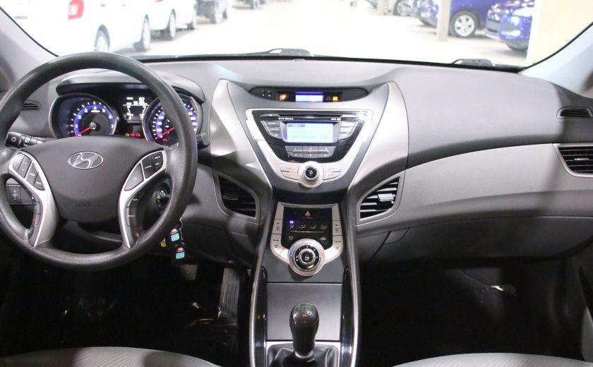 2012 Hyundai Elantra GL A/C GR ELECT BLUETHOOT #11