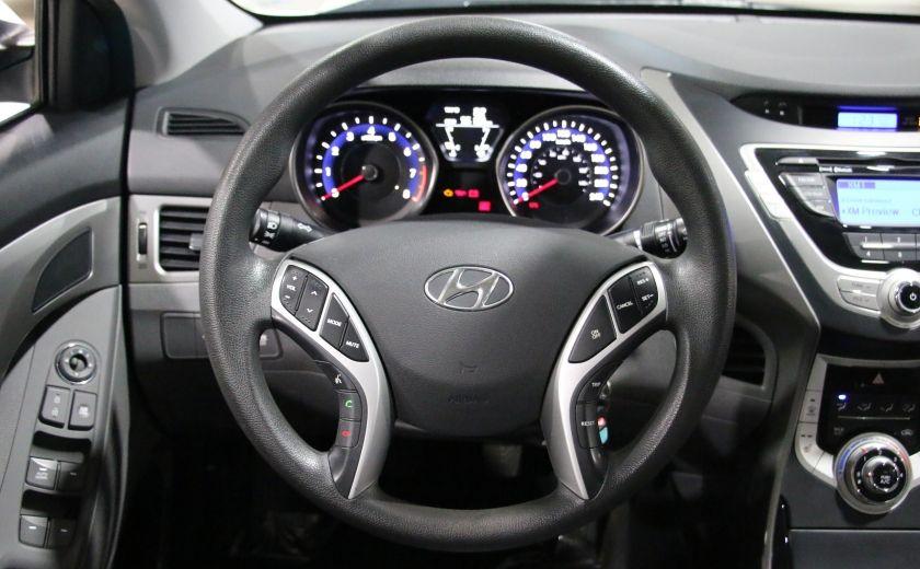 2012 Hyundai Elantra GL A/C GR ELECT BLUETHOOT #13