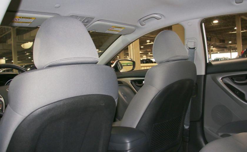 2012 Hyundai Elantra GL A/C GR ELECT BLUETHOOT #17