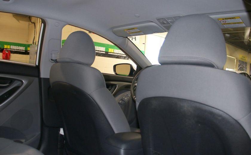 2012 Hyundai Elantra GL A/C GR ELECT BLUETHOOT #19