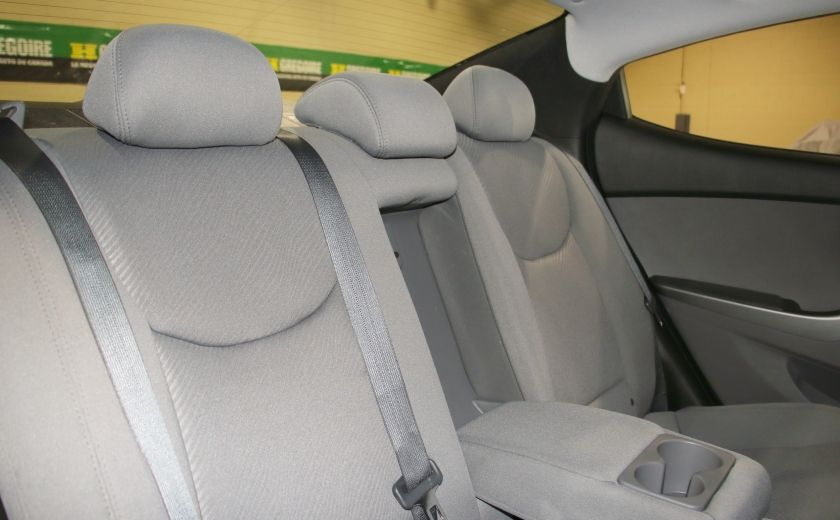 2012 Hyundai Elantra GL A/C GR ELECT BLUETHOOT #20