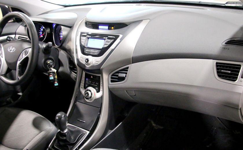 2012 Hyundai Elantra GL A/C GR ELECT BLUETHOOT #21