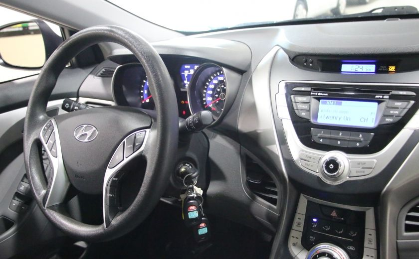 2012 Hyundai Elantra GL A/C GR ELECT BLUETHOOT #22