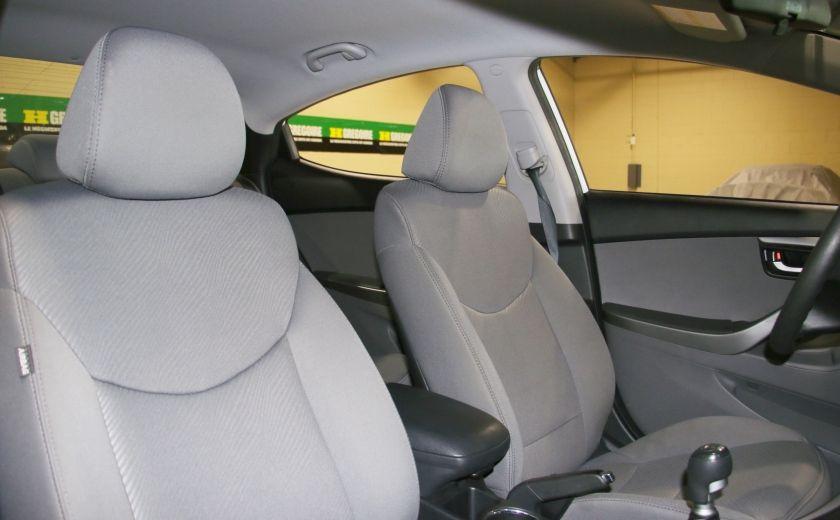 2012 Hyundai Elantra GL A/C GR ELECT BLUETHOOT #23