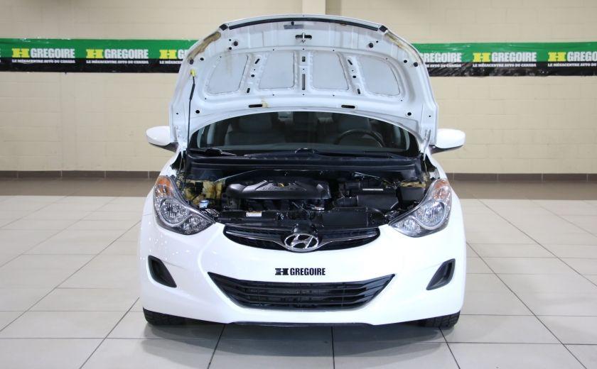 2012 Hyundai Elantra GL A/C GR ELECT BLUETHOOT #25