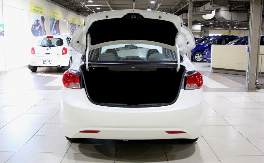 2012 Hyundai Elantra GL A/C GR ELECT BLUETHOOT #26