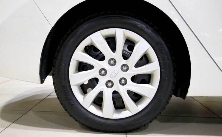2012 Hyundai Elantra GL A/C GR ELECT BLUETHOOT #30