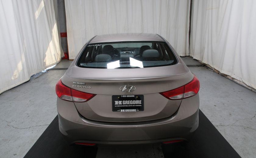 2011 Hyundai Elantra GL A/C GR ELECT BLUETHOOT #4