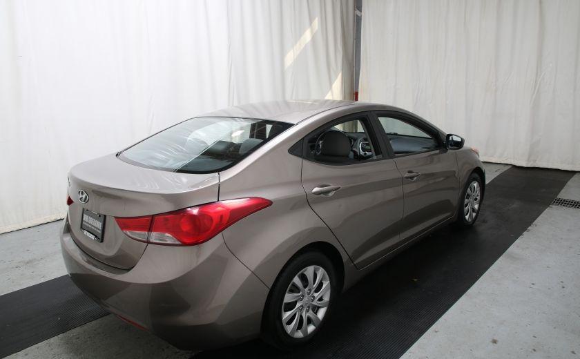 2011 Hyundai Elantra GL A/C GR ELECT BLUETHOOT #5