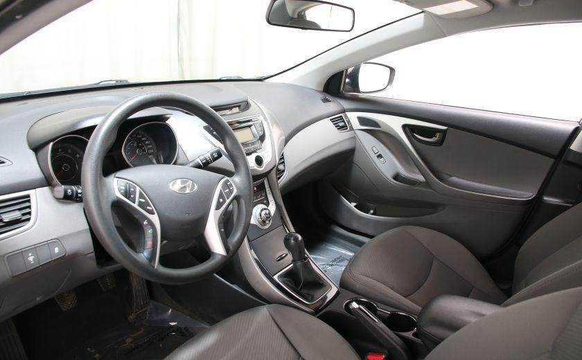 2011 Hyundai Elantra GL A/C GR ELECT BLUETHOOT #7