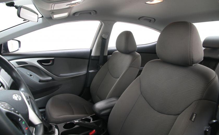 2011 Hyundai Elantra GL A/C GR ELECT BLUETHOOT #8