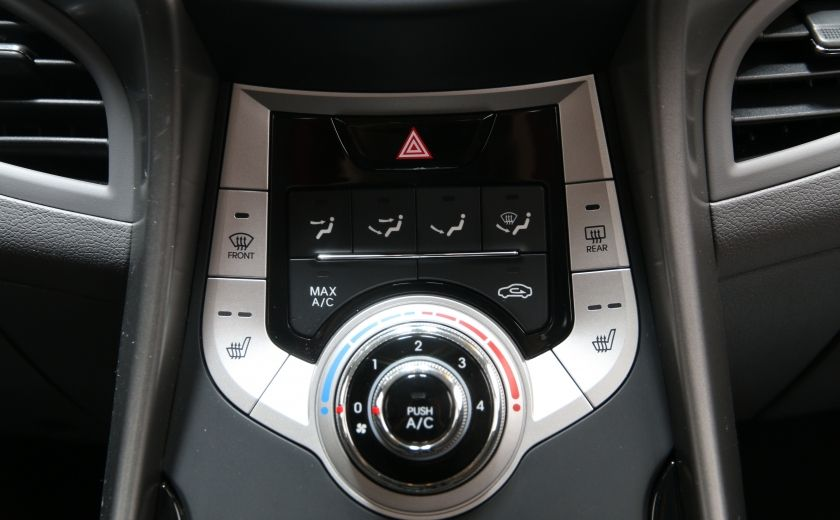 2011 Hyundai Elantra GL A/C GR ELECT BLUETHOOT #9