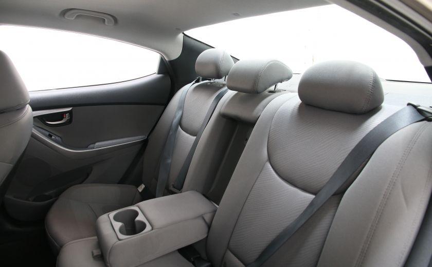 2011 Hyundai Elantra GL A/C GR ELECT BLUETHOOT #11