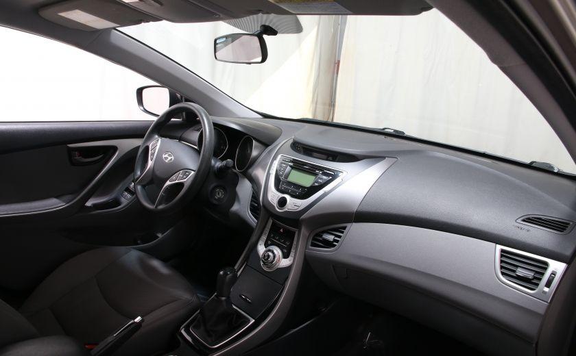 2011 Hyundai Elantra GL A/C GR ELECT BLUETHOOT #14