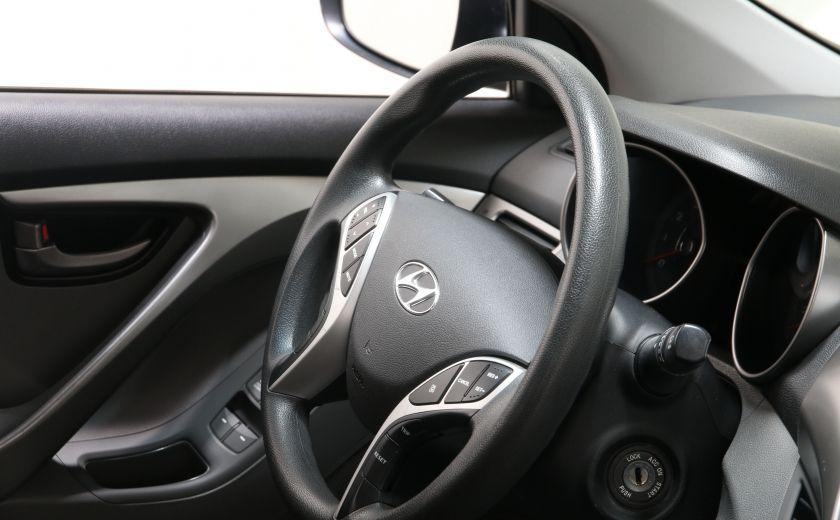 2011 Hyundai Elantra GL A/C GR ELECT BLUETHOOT #15