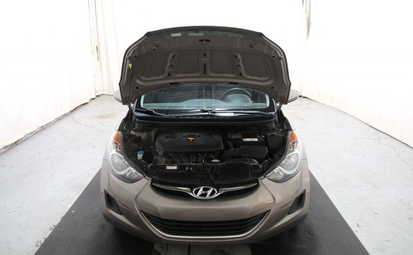 2011 Hyundai Elantra GL A/C GR ELECT BLUETHOOT #17
