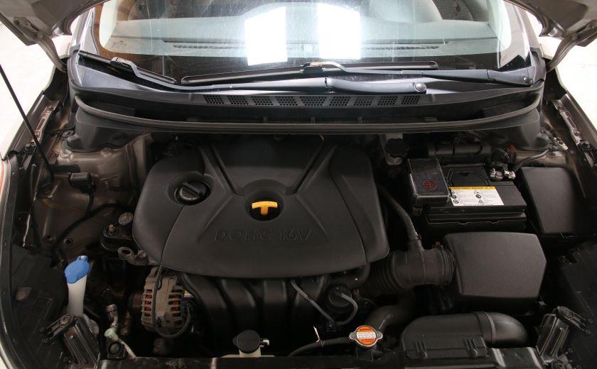 2011 Hyundai Elantra GL A/C GR ELECT BLUETHOOT #18