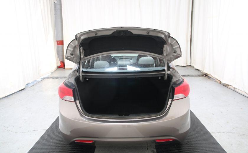 2011 Hyundai Elantra GL A/C GR ELECT BLUETHOOT #19