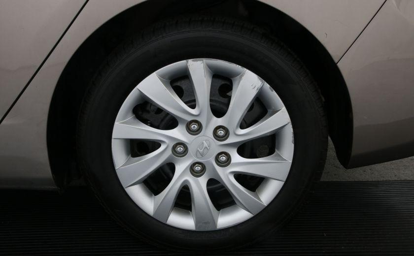 2011 Hyundai Elantra GL A/C GR ELECT BLUETHOOT #22