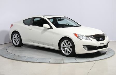 2011 Hyundai Genesis PREMIUM AUTO A/C CUIR TOIT MAGS BLUETHOOT in Victoriaville