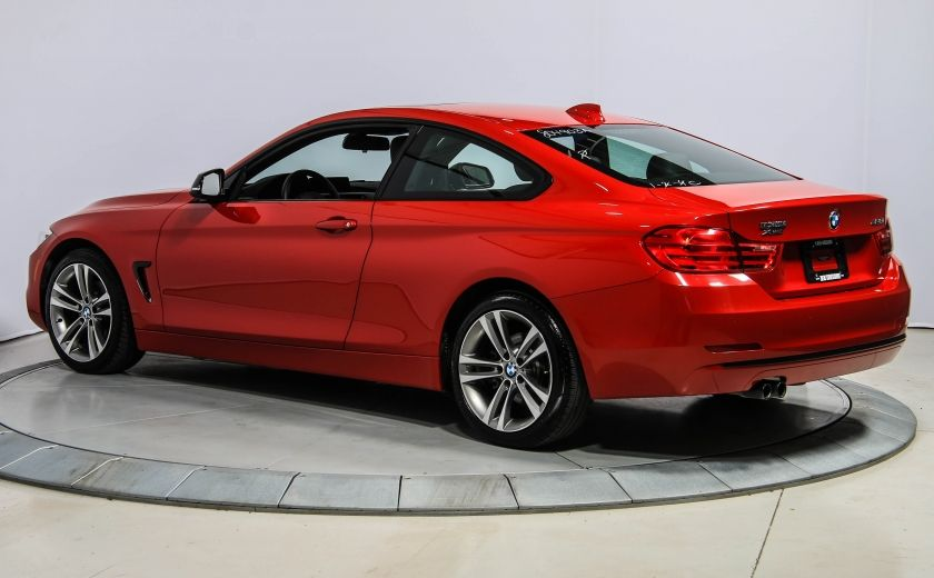 2014 BMW 428I AWD AUTO A/C CUIR TOIT NAV MAGS BLUETOOTH #4