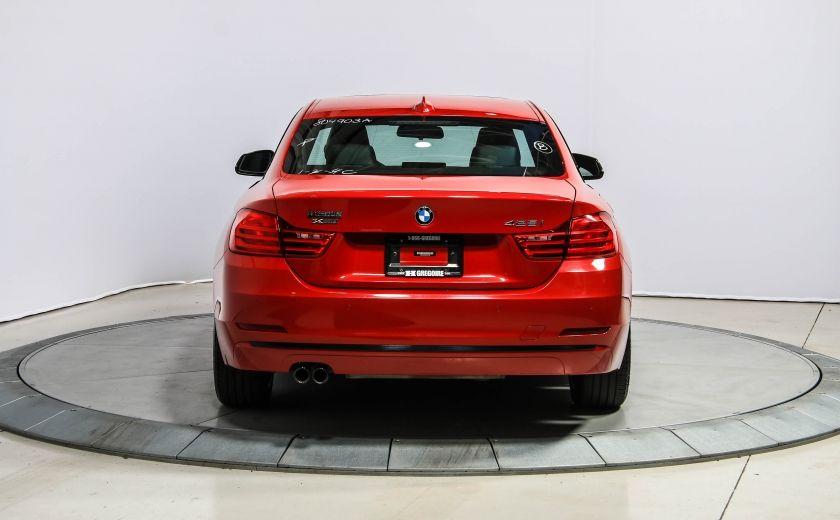 2014 BMW 428I AWD AUTO A/C CUIR TOIT NAV MAGS BLUETOOTH #5