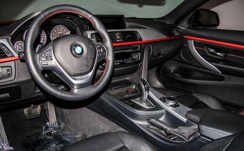 2014 BMW 428I AWD AUTO A/C CUIR TOIT NAV MAGS BLUETOOTH #8