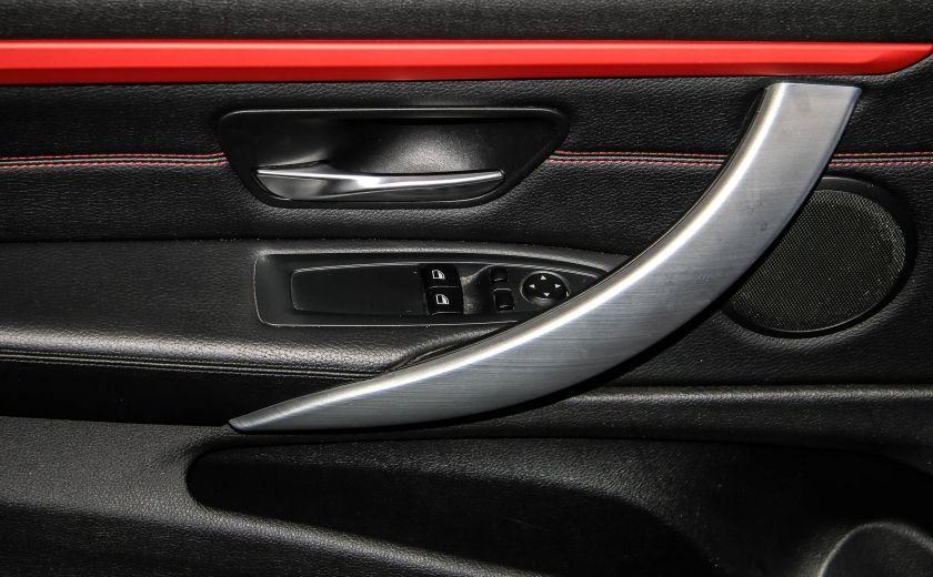 2014 BMW 428I AWD AUTO A/C CUIR TOIT NAV MAGS BLUETOOTH #10