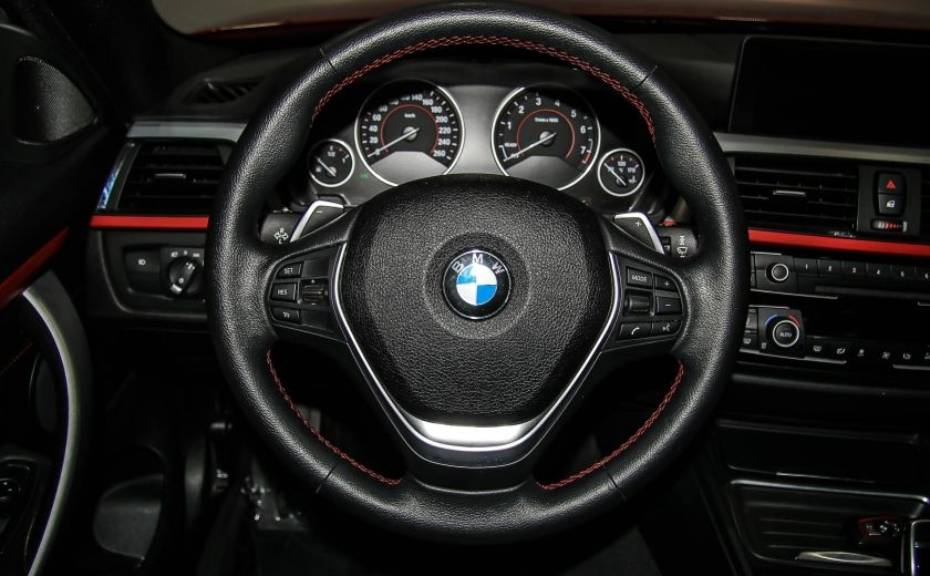 2014 BMW 428I AWD AUTO A/C CUIR TOIT NAV MAGS BLUETOOTH #15