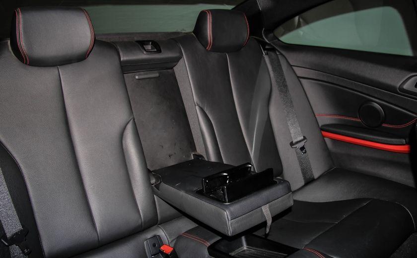 2014 BMW 428I AWD AUTO A/C CUIR TOIT NAV MAGS BLUETOOTH #24