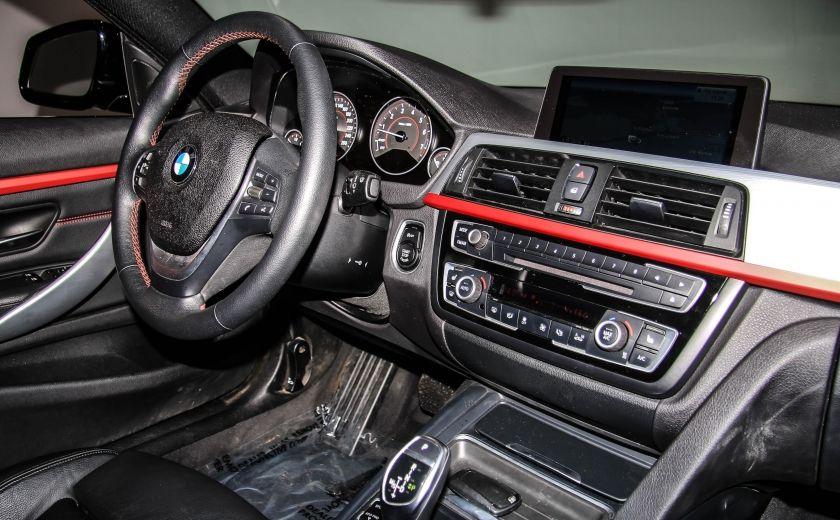 2014 BMW 428I AWD AUTO A/C CUIR TOIT NAV MAGS BLUETOOTH #26