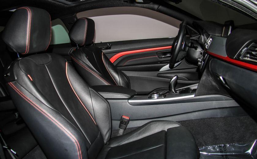 2014 BMW 428I AWD AUTO A/C CUIR TOIT NAV MAGS BLUETOOTH #27