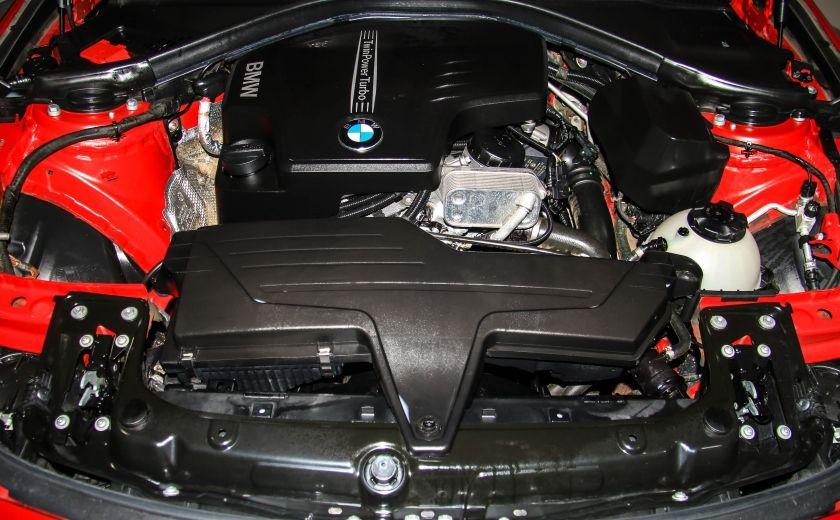 2014 BMW 428I AWD AUTO A/C CUIR TOIT NAV MAGS BLUETOOTH #28