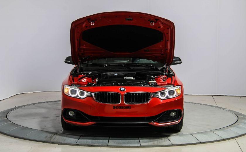 2014 BMW 428I AWD AUTO A/C CUIR TOIT NAV MAGS BLUETOOTH #29